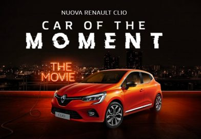 Concorso Renault Clio car of the moment, partecipa e vinci buoni TicketOne