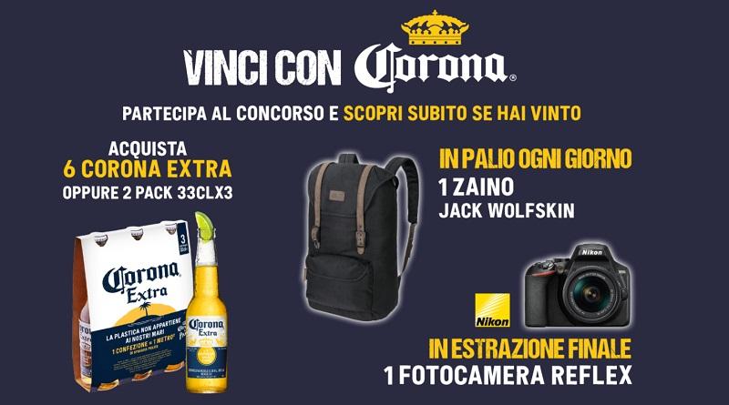 Concorso a premi Birra Corona, vinci reflex Nikon