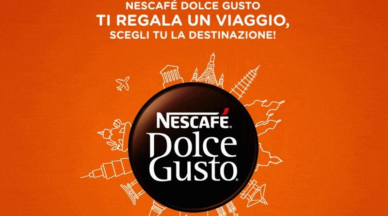 Concorso a premi Nescafè dolce gusto