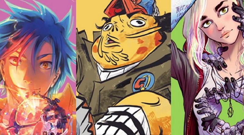 Fumetti Panini in omaggio su Amazon