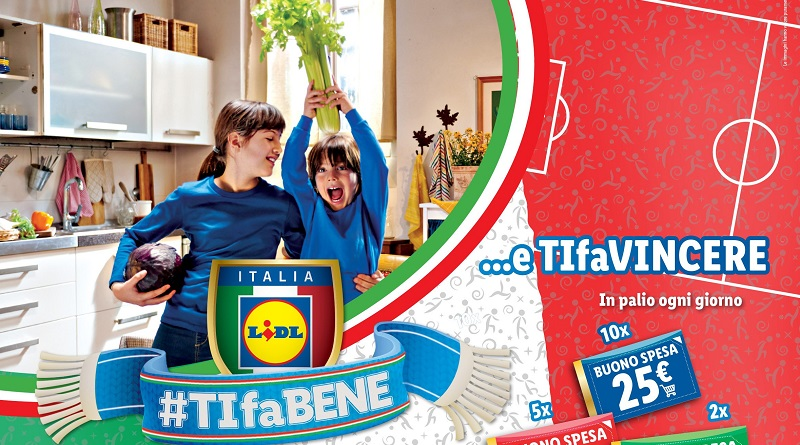 Concorso Lidl TifaBENE