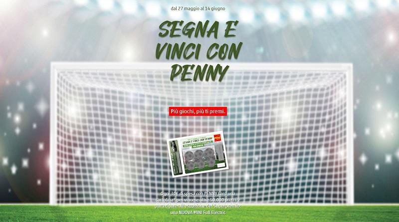 Segna e vinci con Penny Market