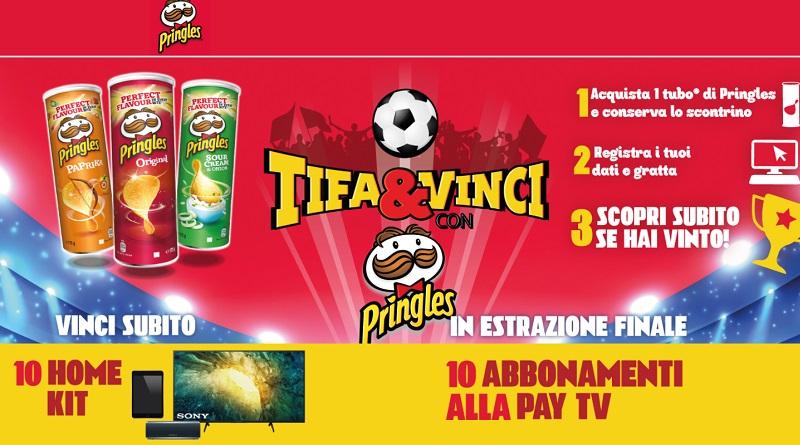 Concorso a premi Pringles