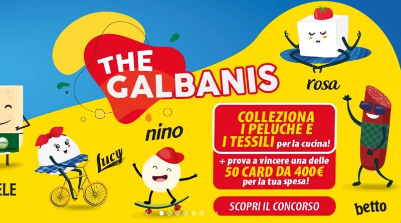 Concorso The Galbanis